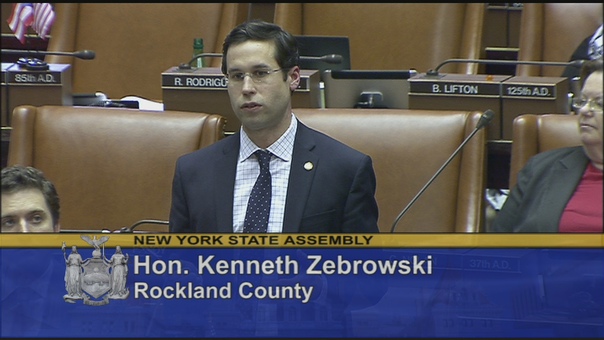 Zebrowski on the importance of funding our school districts