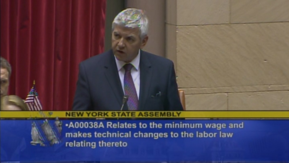 Minimum Wage Increase Passed