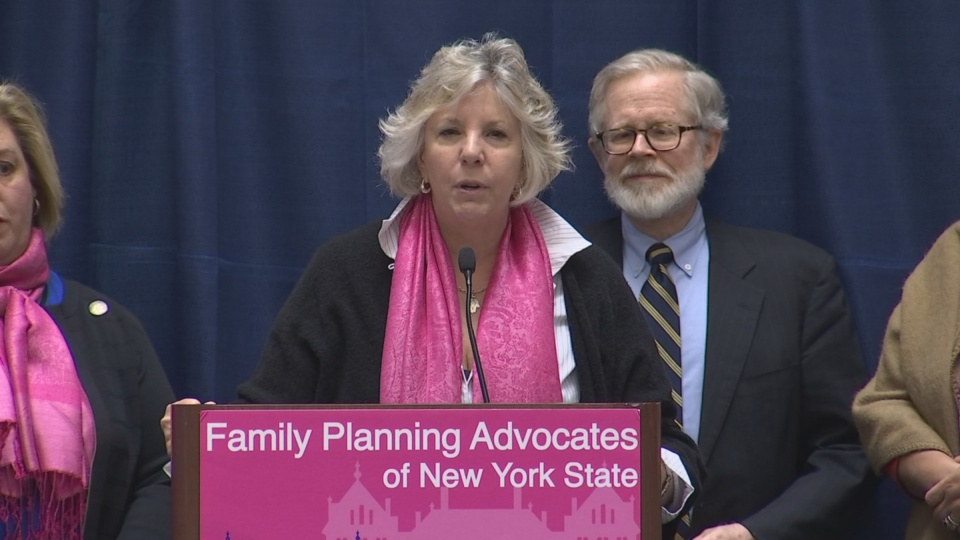 Barrett Advocating for Family Planning