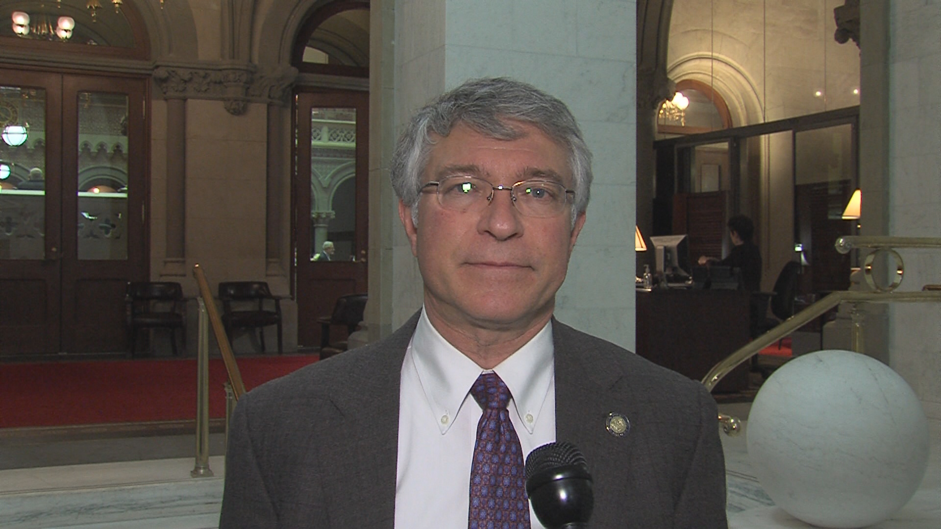 Assemblyman Steck Fights to Give Farmers a Thruway Discount