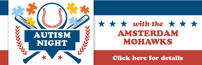 Autism Night with Amsterdam Mohawks
