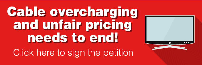 Cable Overcharging Petition