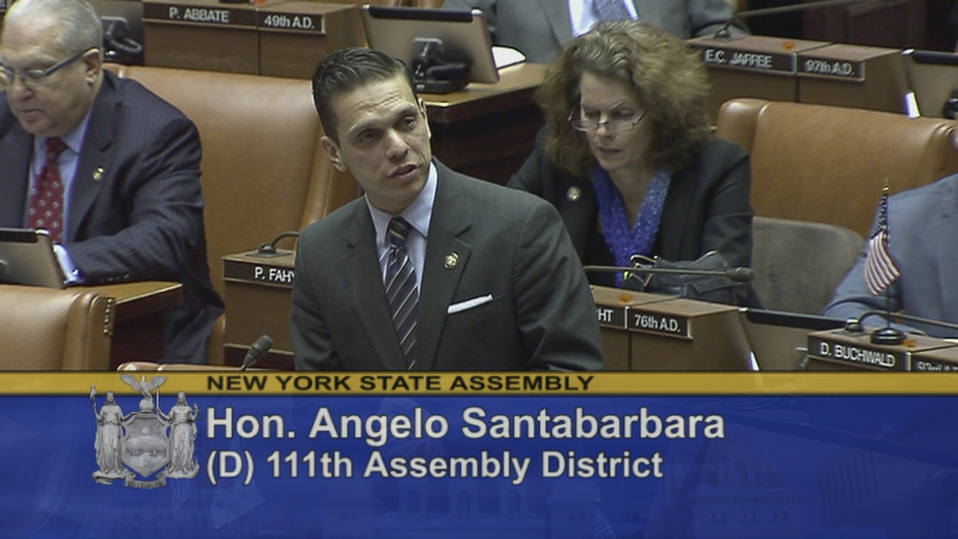 Assemblyman Santabarbara Welcomes Presidents from Hudson Valley and Schenectady County Community Colleges to the Assembly