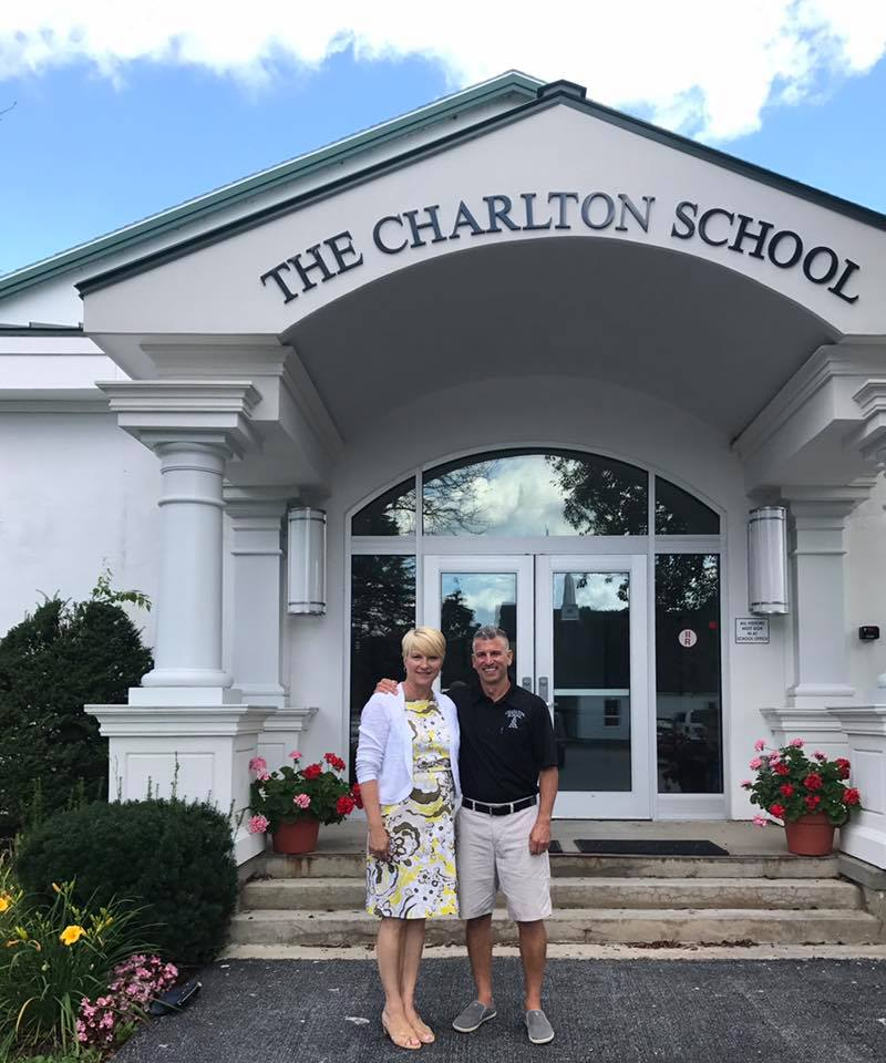 Assemblywoman Walsh visits the Charlton School campus with Executive Director Alex Capo. The School is a not-for-profit residential treatment center and special education school for girls in the 8th t