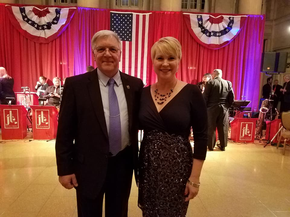 Wrapping up a very busy Veterans Day weekend, the Second Annual Veterans Ball this evening was presented by the Veterans & Community Housing Coalition (VCHC), and honored several veterans, includi