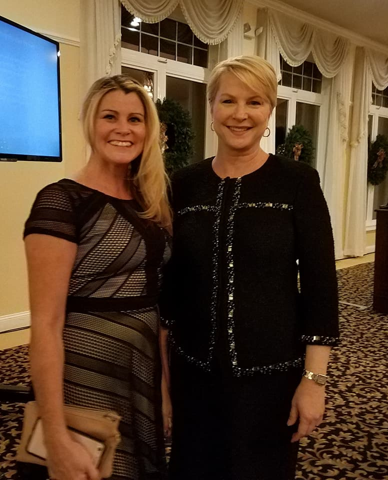 The Southern Saratoga County Chamber held its 50th Anniversary holiday celebration this evening. It was great to see so many friends and business colleagues, and to meet a few new ones! I will always