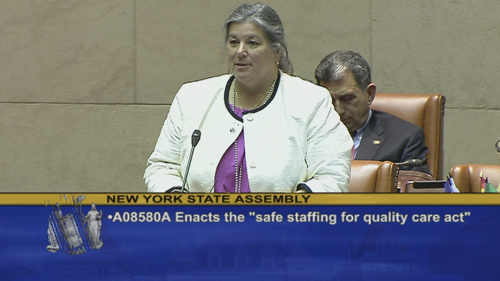 Safe Staffing For Quality Care Act