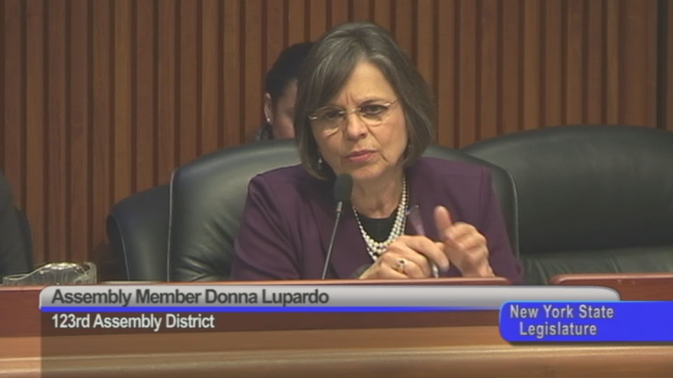 Assemblywoman Lupardo Discusses Executive Order 151, Anti-Poverty Initiative and Child Care Programs