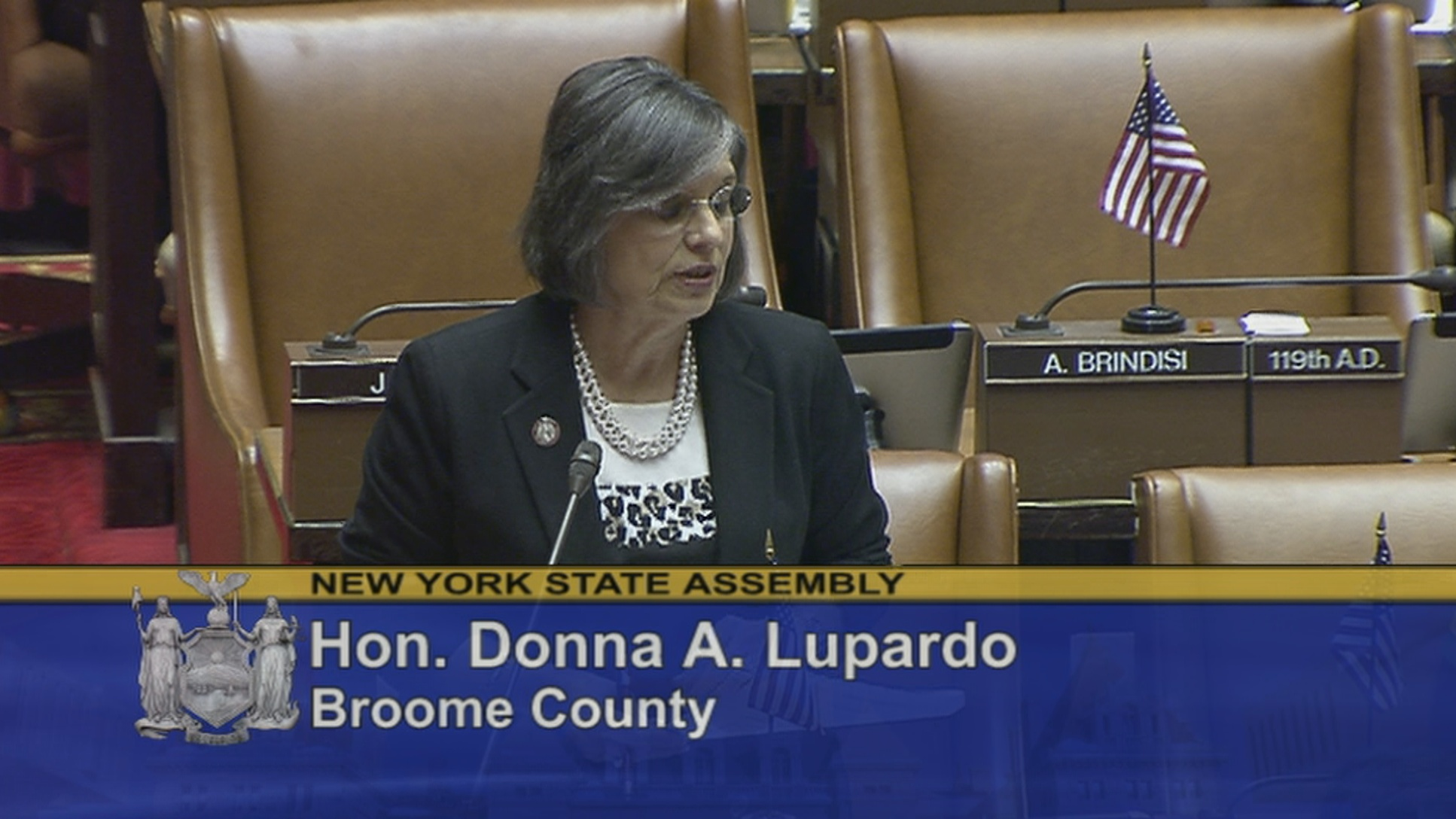 Assemblywoman Lupardo Fights for Childcare Providers