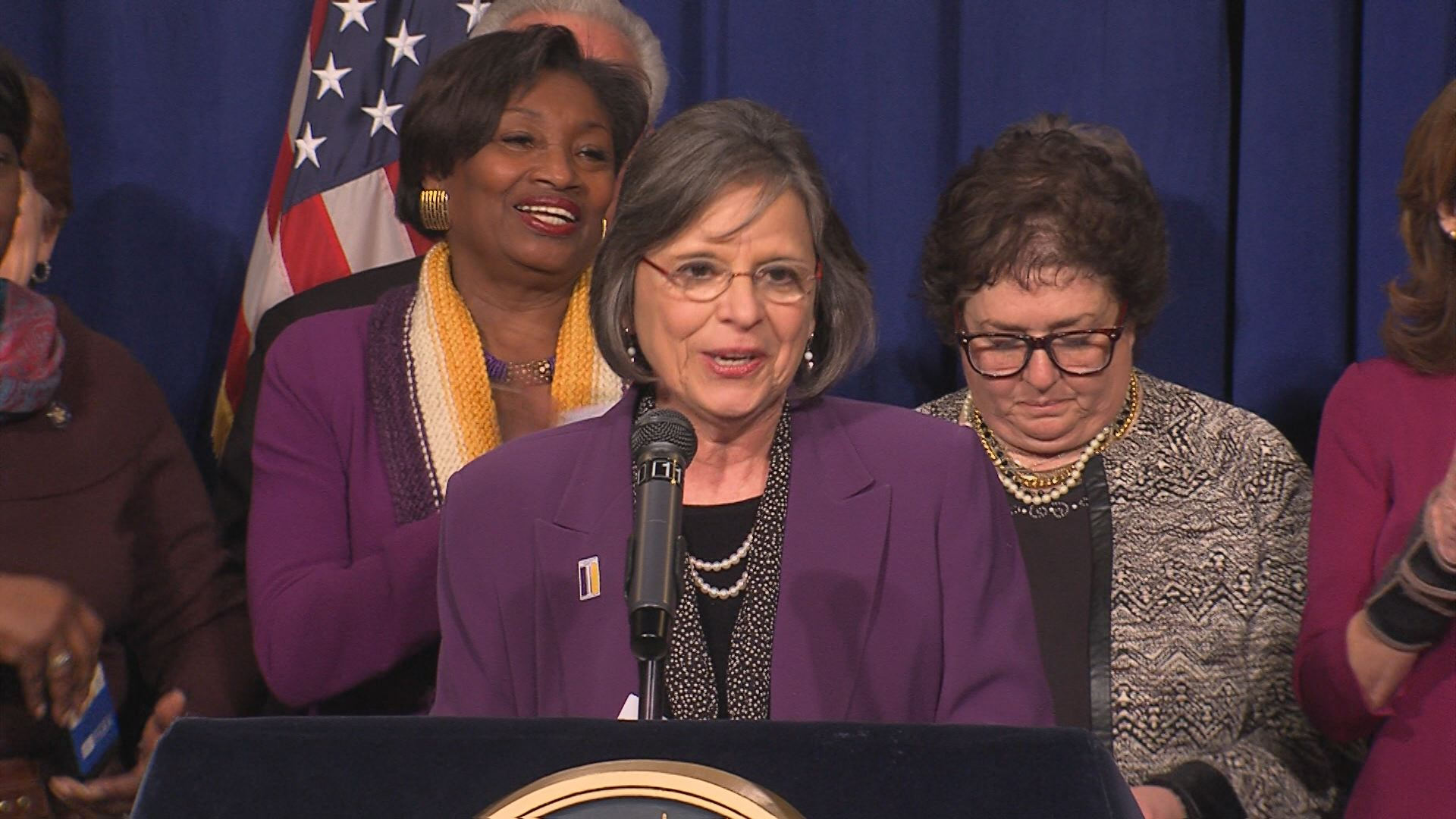 Women's History Month Press Conference