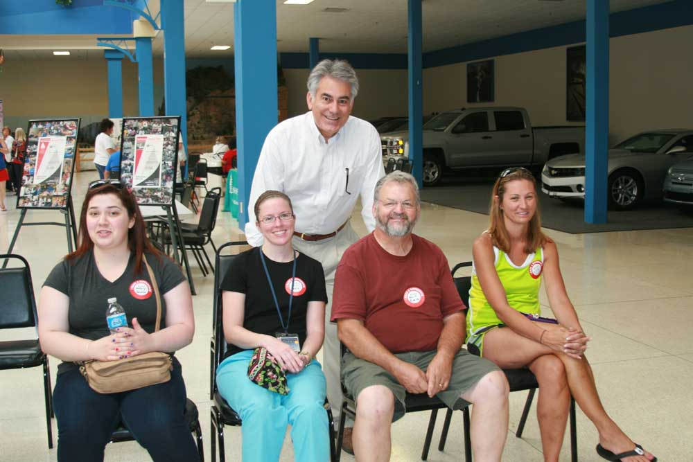 Assemblyman Stirpe's 7th Annual Lifesavers Blood Drive and Health Fair.