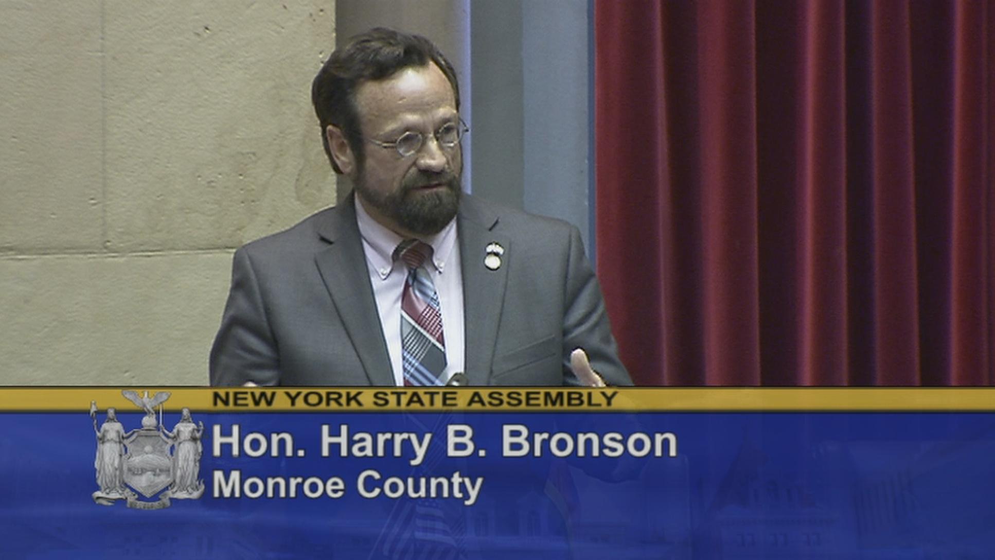 Assemblymember Bronson Looks to Lessen Tax Burden
