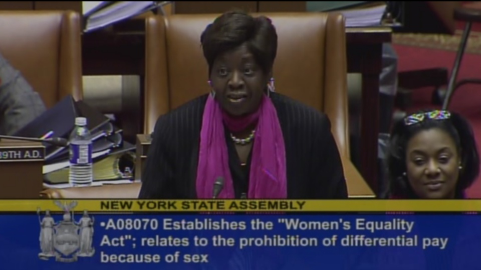 Women�s Equality Act
