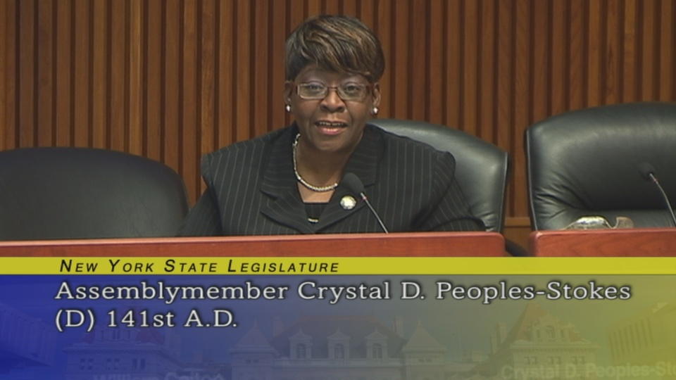 Assemblywoman Peoples-Stokes Questions Buffalo Mayor Byron Brown