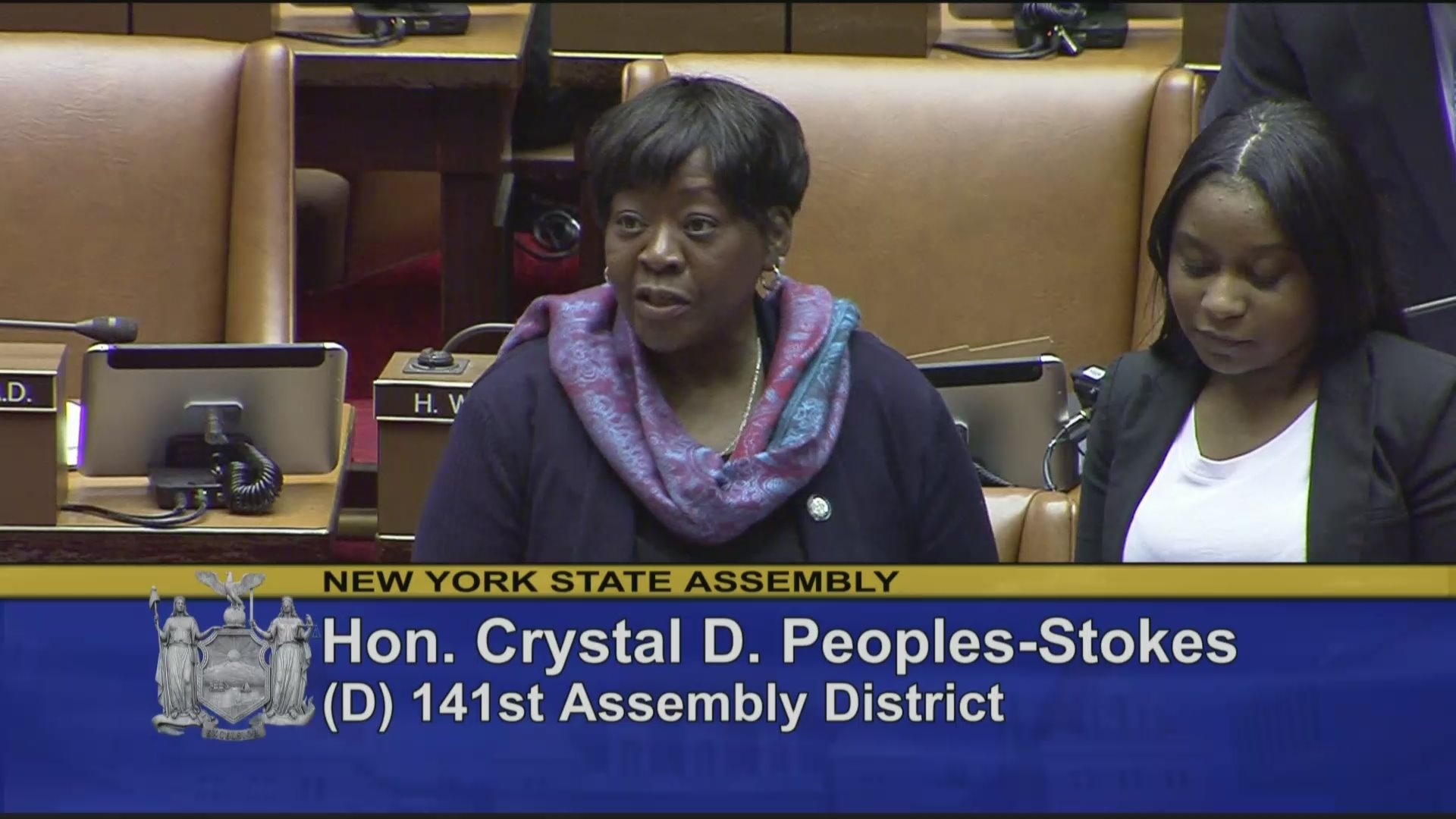 Assemblymember Peoples-Stokes Recognizes Fostering Youth Success Alliance