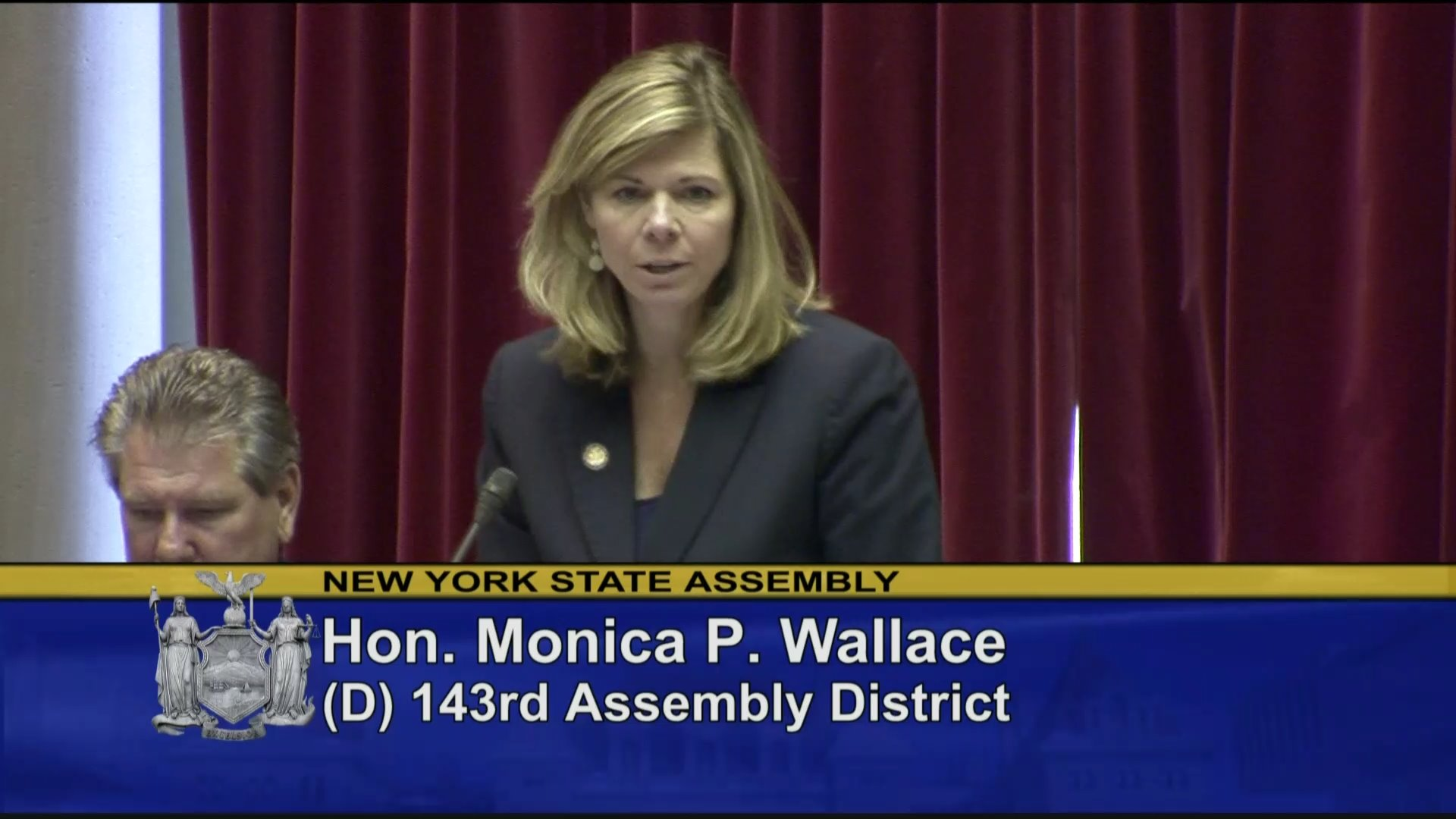 Assembly Member Wallace Fights High Stakes Testing