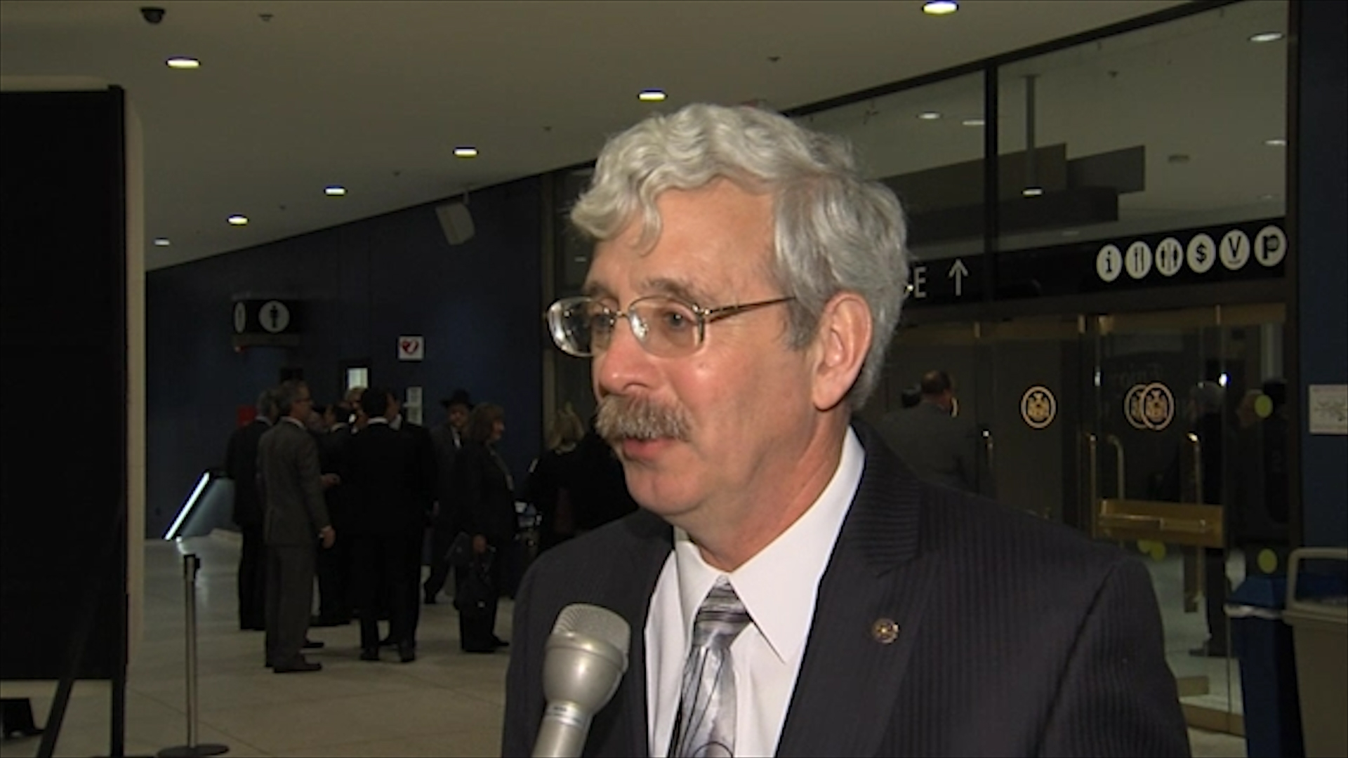 Assemblyman Andy Goodell Reacts to the 2014 State of the State Address