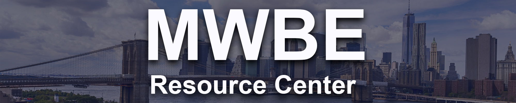 MWBE Resource Center